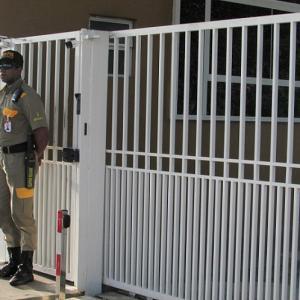 Prestação de serviço de segurança