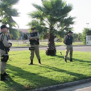 Segurança armada condominio