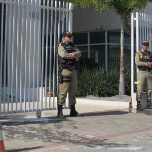 Segurança armada particular
