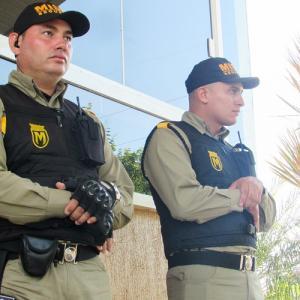 Serviço de segurança armada