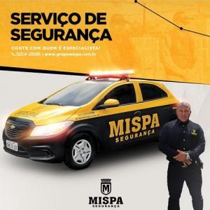 Serviço de segurança particular