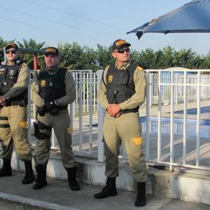 Serviços de segurança desarmada